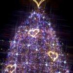 簡単!お姫様のお城のクリスマスツリー